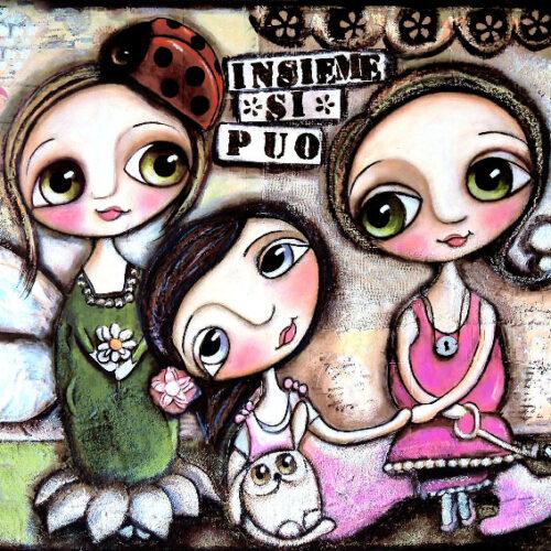 Little Dolls about Friendship