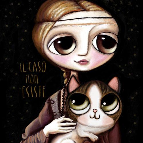 La Dama con il Gattino