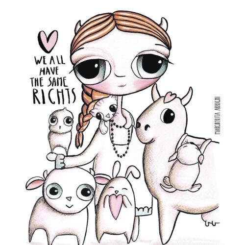 I diritti degli animali